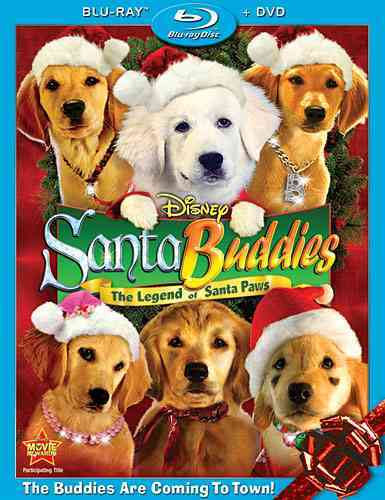 SANTA BUDDIES BY WENDT,GEORGE (Blu-Ray)